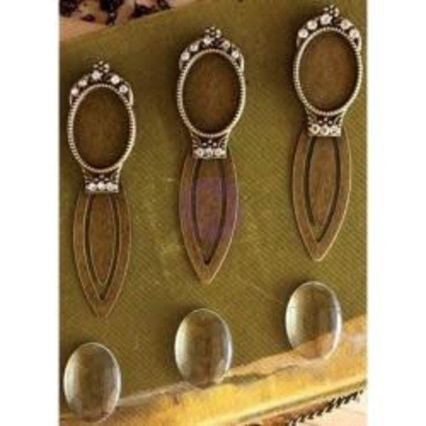 Prima Marketing Metal Embellishments (aix-en-provence antique gold)