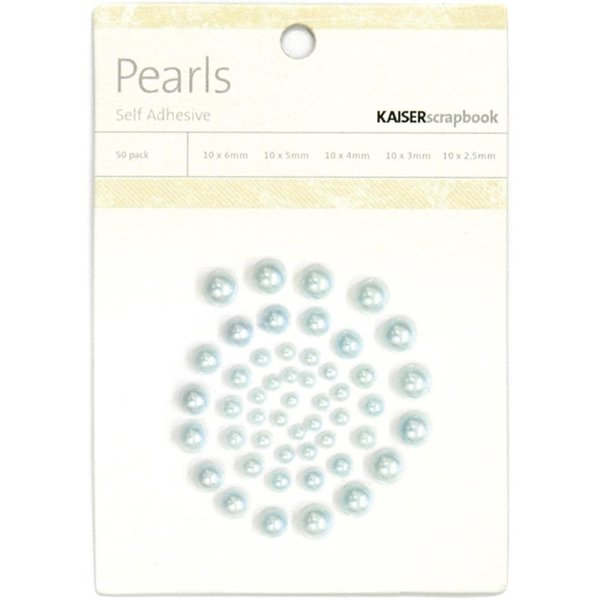 Kaisercraft Self-Adhesive Pearls (bliss)