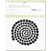 Kaisercraft Self-Adhesive Rhinestones 100/Pkg
