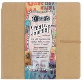 Dylusions Creative Journal (kraft 8.75X9)