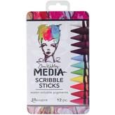 Ranger Media Scribble Sticks