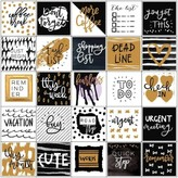 Prima Marketing My Prima Planner Stickers 6X6 (everyday with foil)