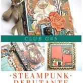 Graphic 45 Club G45 September 2018 Kit
