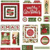 Photoplay Paper Ephemera Cardstock Die-Cut (christmas memories)