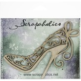 Scrapaholics Laser Cut Chipboard (flourish stiletto)