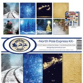 Reminisce Collection Kit 12X12 (north pole express)