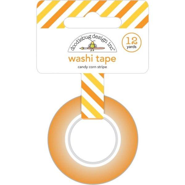 Doodlebug Washi Tape (candy corn stripe)