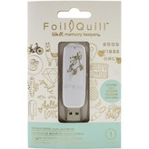 We R Memory Keepers Foil Quill USB Artwork Drive (icons & words )