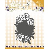 Find It Trading Precious Marieke Early Spring Die (spring flowers oval label)