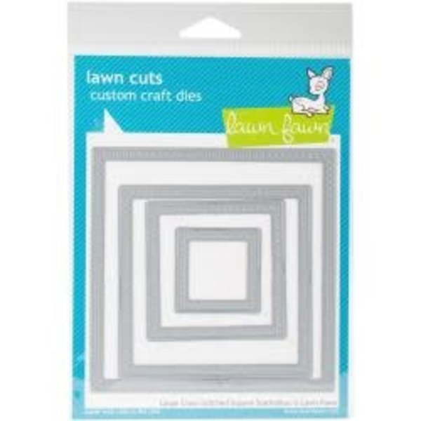 Lawn Fawn Dies (stackables zig zag rectangle)
