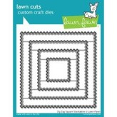 Lawn Fawn Dies (stackables zig zag square)