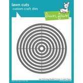 Lawn Fawn Dies (just stitching double circles)