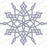 Impression Obsession Dies (snowflake 6)