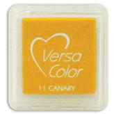 Tsukineko VersaColor Pigment Mini Ink Pad (canary)
