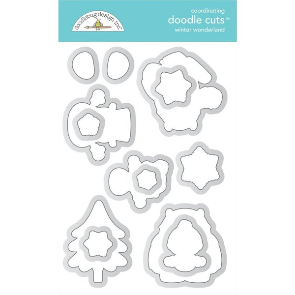 Doodlebug Dies (winter wonderland)