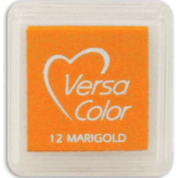 Tsukineko VersaColor - Pigment Mini Ink Pad (marigold)
