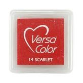 Tsukineko VersaColor - Pigment Mini Ink Pad (scarlet)