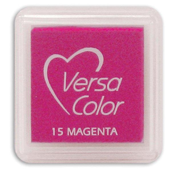 Tsukineko VersaColor - Pigment Mini Ink Pad (magenta)