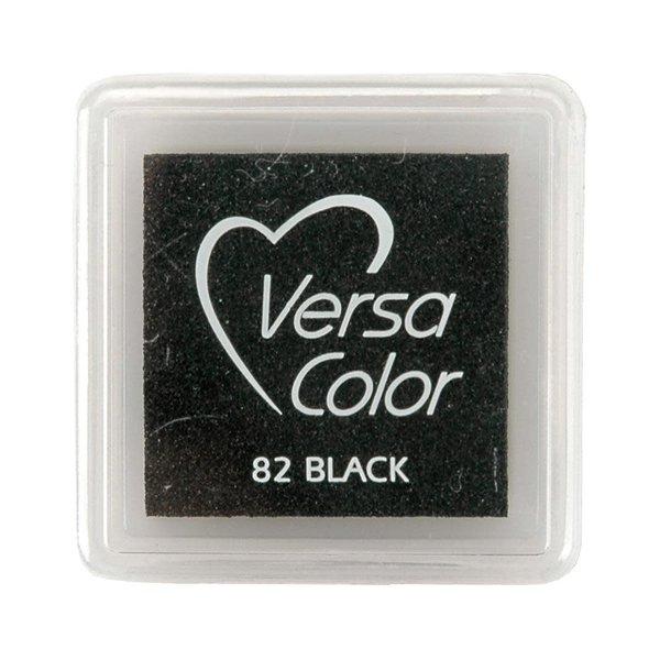 Tsukineko VersaColor - Pigment Mini Ink Pad (black)