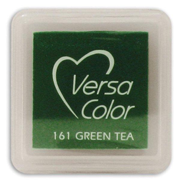 Tsukineko VersaColor - Pigment Mini Ink Pad (green tea)