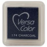 Tsukineko VersaColor - Pigment Mini Ink Pad (charcoal)