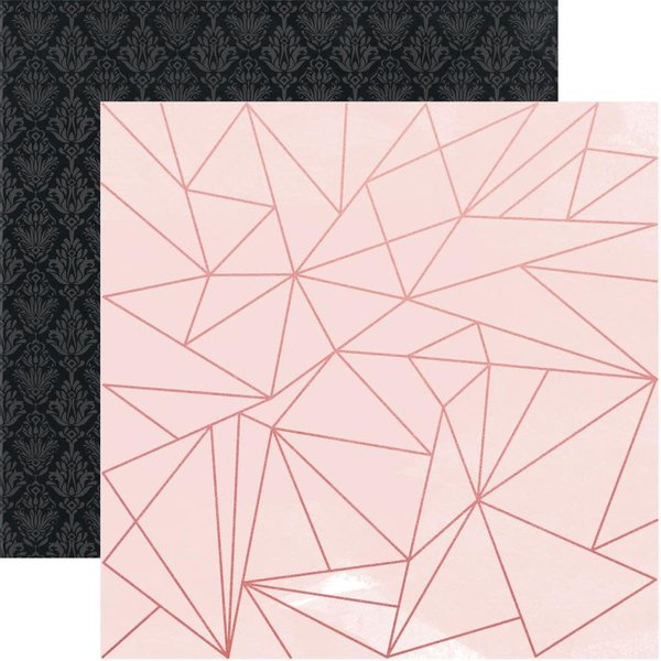Kaisercraft Sparkle Double-Sided Specialty Cardstock 12X12 - Auroral