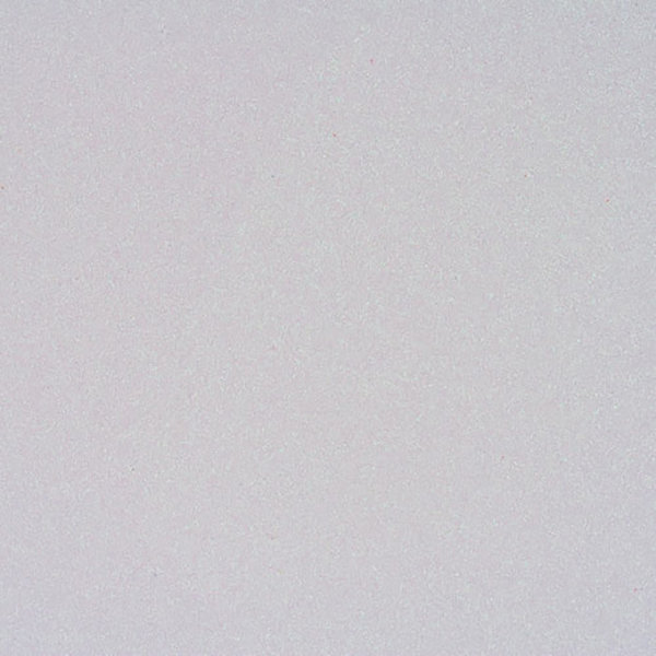 American Crafts Glitter Cardstock 12X12 - White