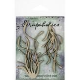 Scrapaholics Laser Cut Chipboard (sea grass 2)