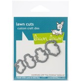 Lawn Fawn Dies (tiny christmas)