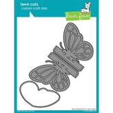 Lawn Fawn Dies (pop-up butterfly)