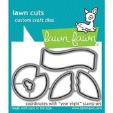 Lawn Fawn Dies (year eight)
