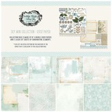 49 and Market Collection Pack 12X12 (vintage artistry sky)