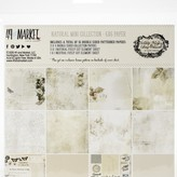 49 and Market Collection Pack 6X6 (vintage artistry natural)