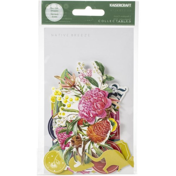 Kaisercraft Collectables Cardstock Die-Cuts (native breeze)