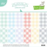 Lawn Fawn Double-Sided Collection Pack 12X12 (gotta have gingham)
