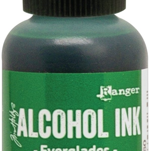Ranger Alcohol Ink .5oz Everglades