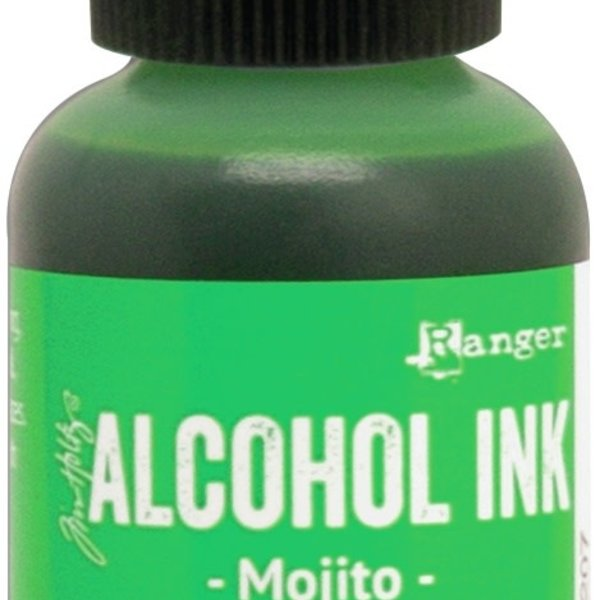 Ranger Alcohol Ink .5oz Mojito