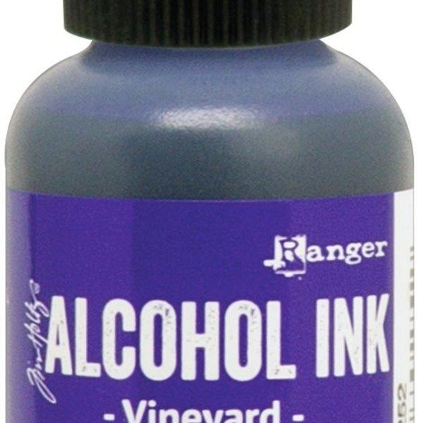Ranger Alcohol Ink .5oz Vineyard