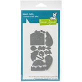 Lawn Fawn Dies (tiny gift box chick & duck add-on)