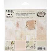 49 and Market Collection Pack 6X6 (vintage artistry coral)
