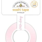 Doodlebug Washi Tape (birthday girl, hey cupcake)