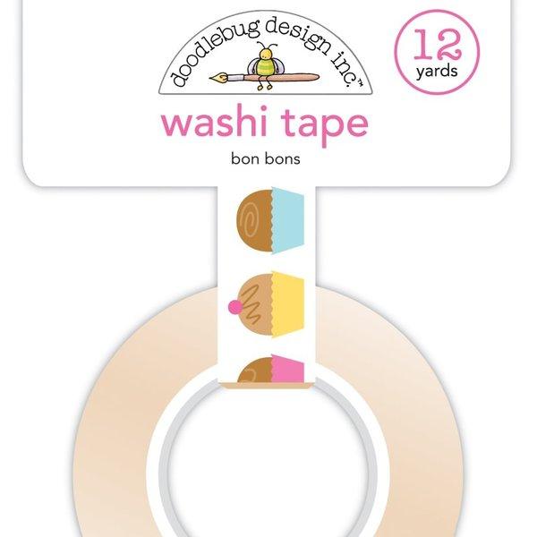 Doodlebug Washi Tape (bon bons, hey cupcake)