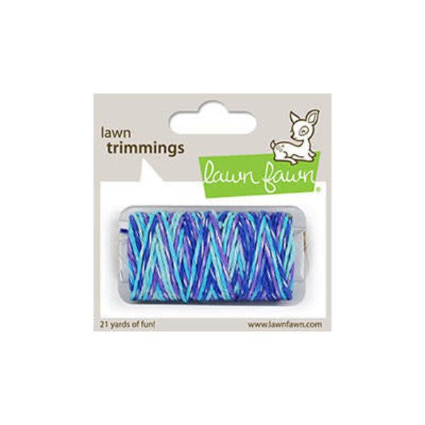 Lawn Fawn Trimmings - Sparkle Cord (mermaid's lagoon)