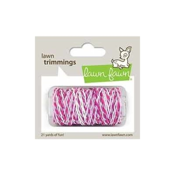 Lawn Fawn Trimmings - Sparkle Cord (pretty in pink)