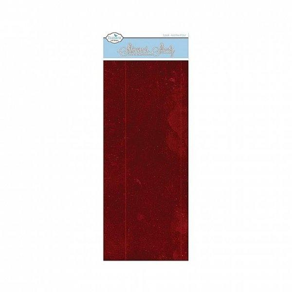 Elizabeth Craft Designs Shimmer Sheetz (raspberry metallic)