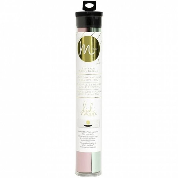 Heidi Swapp Minc Reactive Foil Combo Pack (mint & light pink)
