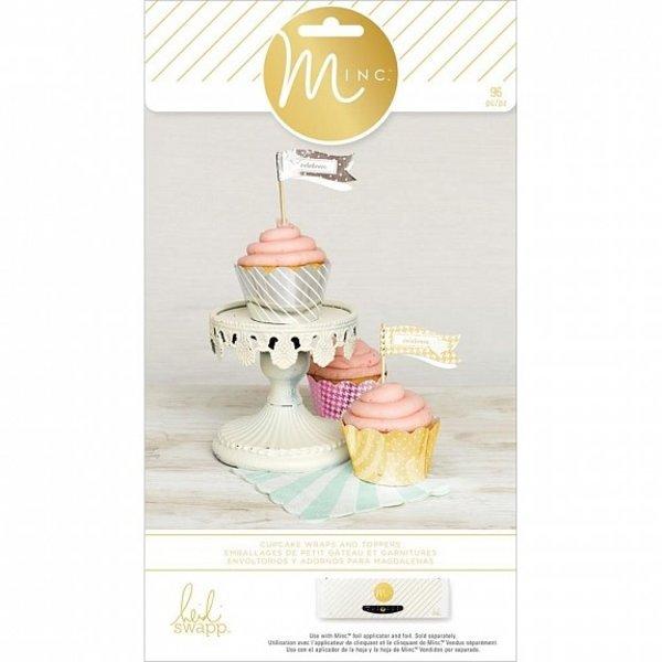 Heidi Swapp Minc Cupcake Wraps