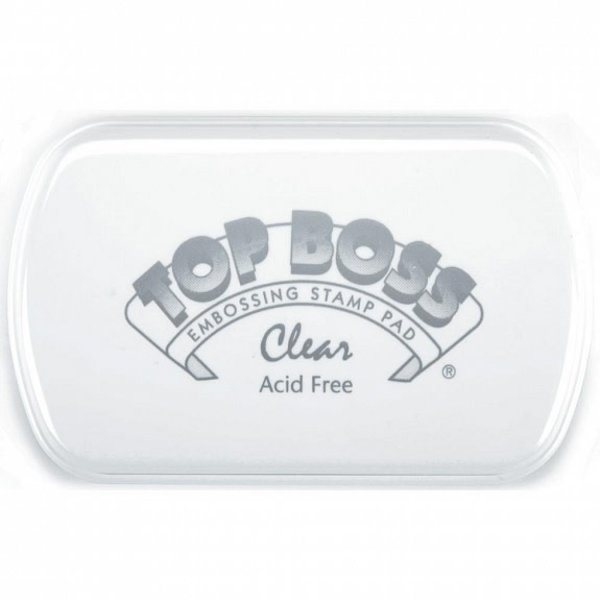 Clearsnap Top Boss Clear Embossing Ink