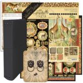 Graphic 45 Club G45 July 2020 Kit (safari adventure)