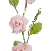 Prima Marketing Mulberry Paper Flowers (sugar sweet/sugar cookie)